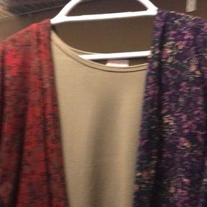 LuLa Roe Outfits never worn